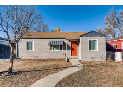 1309 Jamaica Street, Aurora, CO 80010 - MLS#: 2603546