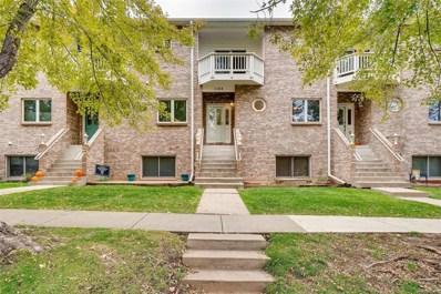 1104 Maple Street UNIT 4, Golden, CO 80401 - MLS#: 2606993