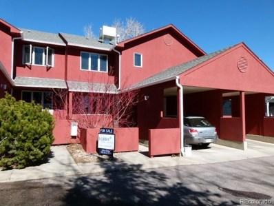 4640 15th Street UNIT C, Boulder, CO 80304 - MLS#: 2608509