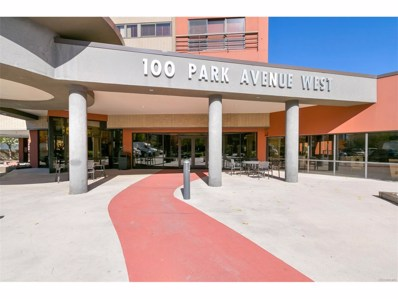 100 Park Avenue UNIT 1903, Denver, CO 80205 - MLS#: 2611474