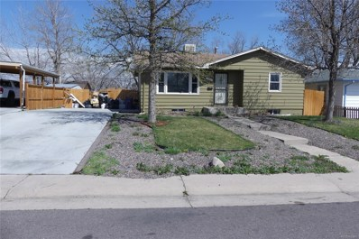1580 S Perry Street, Denver, CO 80219 - MLS#: 2611856