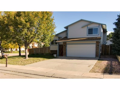 880 Crandall Drive, Colorado Springs, CO 80911 - MLS#: 2613485