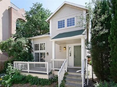 2080 S Josephine Street UNIT 3, Denver, CO 80210 - MLS#: 2614064