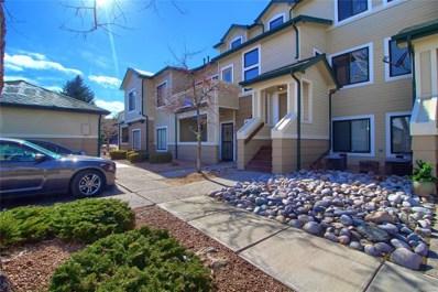 8707 E Florida Avenue UNIT 406, Denver, CO 80247 - MLS#: 2621100