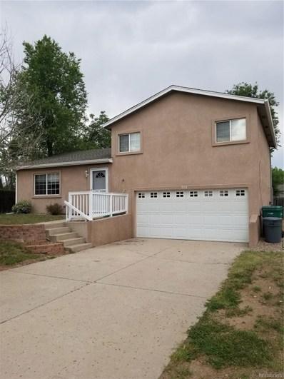 7058 Sequoyah Way, Colorado Springs, CO 80915 - MLS#: 2622418