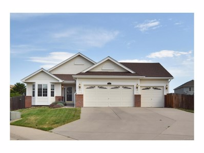 2333 Carriage Drive, Milliken, CO 80543 - MLS#: 2623927