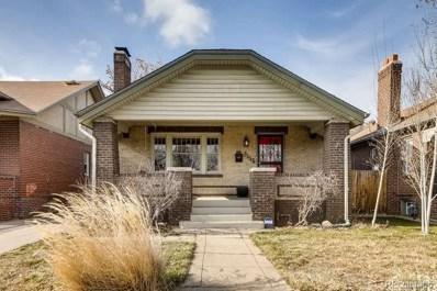 3445 York Street, Denver, CO 80205 - MLS#: 2628501
