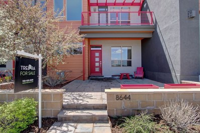 8644 Martin Luther King Boulevard, Denver, CO 80238 - MLS#: 2628785