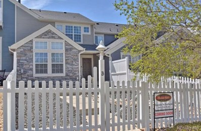 3074 W 113th Court UNIT B, Westminster, CO 80031 - MLS#: 2630304