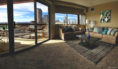 100 Park Avenue UNIT 1507, Denver, CO 80205 - MLS#: 2632301