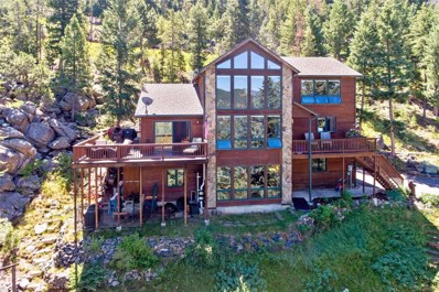 29451 Falcon Ridge Drive, Evergreen, CO 80439 - #: 2634766