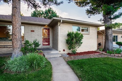 1021 S Harrison Street, Denver, CO 80209 - #: 2644060