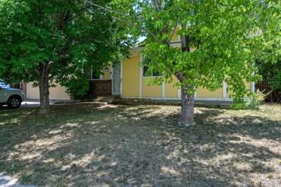 1620 S Laredo Court, Aurora, CO 80017 - MLS#: 2644830