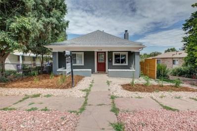 1228 Newton Street, Denver, CO 80204 - #: 2645277