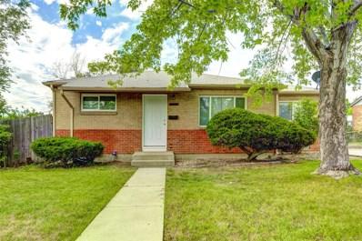2820 Eppinger Boulevard, Thornton, CO 80229 - MLS#: 2648331