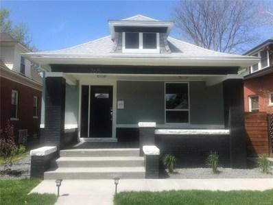 265 S Corona Street, Denver, CO 80209 - #: 2652216