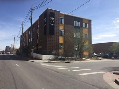 70 W 6th Avenue UNIT 206, Denver, CO 80204 - MLS#: 2652807
