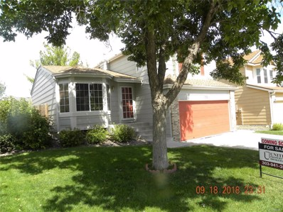 17921 E Brunswick Place, Aurora, CO 80013 - MLS#: 2654081