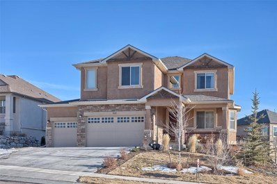 717 Black Arrow Drive, Colorado Springs, CO 80921 - MLS#: 2656090
