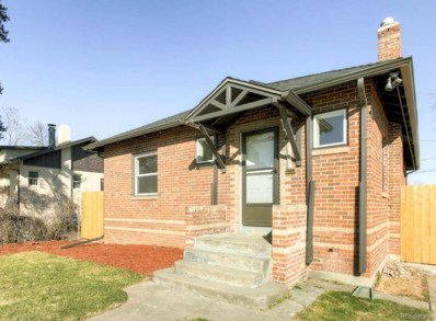 1518 Quince Street, Denver, CO 80220 - MLS#: 2656577