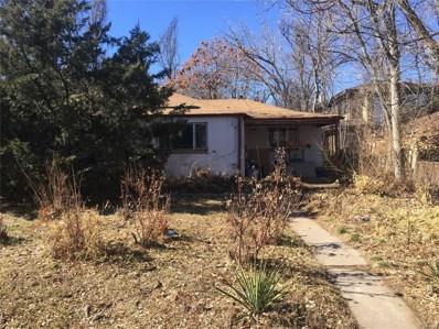 855 Eudora Street, Denver, CO 80220 - MLS#: 2657550