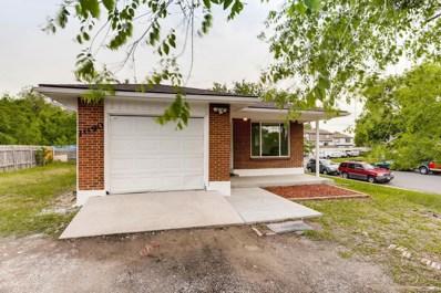 1090 Ingalls Street, Lakewood, CO 80214 - MLS#: 2658745