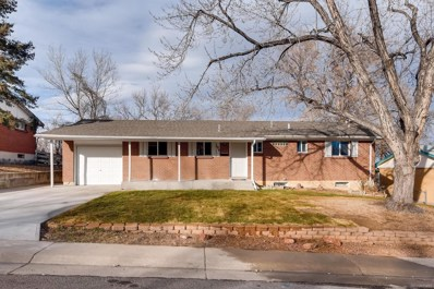 109 W 81st Place, Denver, CO 80221 - #: 2663075