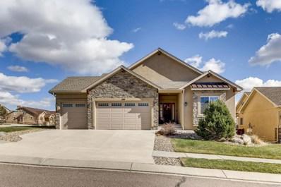 1195 Diamond Rim Drive, Colorado Springs, CO 80921 - MLS#: 2663656