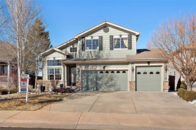 16771 Rolling Hills Place, Parker, CO 80134 - MLS#: 2664127
