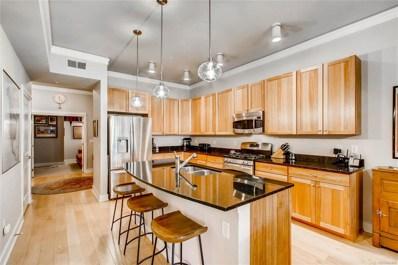 1275 Washington Avenue UNIT R303, Golden, CO 80401 - MLS#: 2665510