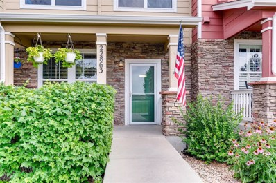 22863 E Briarwood Place, Aurora, CO 80016 - MLS#: 2666332