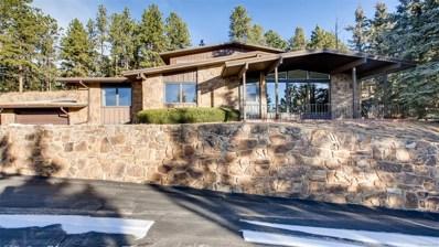 100 Apache Trail, Woodland Park, CO 80863 - MLS#: 2669056