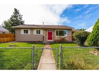 505 Warren Avenue, Colorado Springs, CO 80905 - MLS#: 2671055