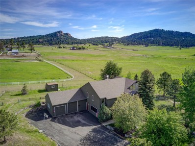 7605 Malamute Drive, Evergreen, CO 80439 - #: 2672217