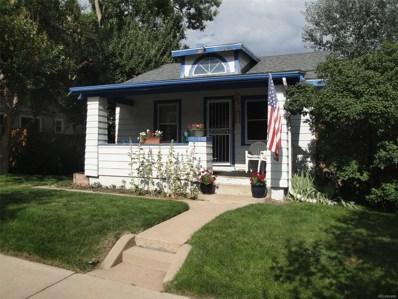 2210 S Marion Street, Denver, CO 80210 - MLS#: 2673199