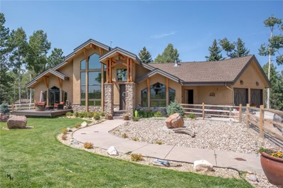 1681 County 5 Road, Divide, CO 80814 - MLS#: 2676023
