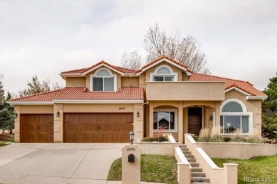 2490 Jenner Court, Colorado Springs, CO 80919 - MLS#: 2686607