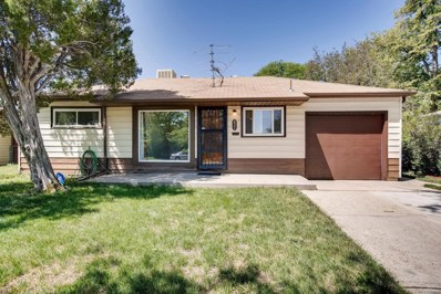 857 S Peterson Way, Denver, CO 80223 - #: 2699280