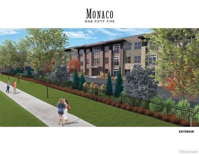 155 S Monaco Parkway UNIT 301, Denver, CO 80224 - #: 2699617