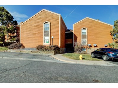 4283 S Salida Way UNIT 5, Aurora, CO 80013 - MLS#: 2703211