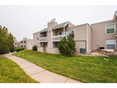 3140 Van Teylingen Drive UNIT R, Colorado Springs, CO 80917 - MLS#: 2704239