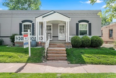 1022 E 4th Avenue, Denver, CO 80218 - #: 2705366