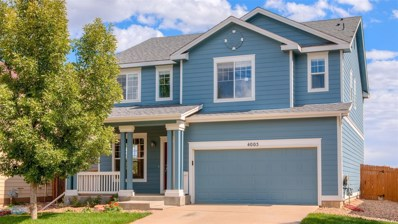 4005 Frederick Circle, Longmont, CO 80503 - MLS#: 2710601