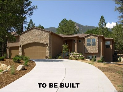 7450 Colton Bluffs View, Colorado Springs, CO 80919 - #: 2710928