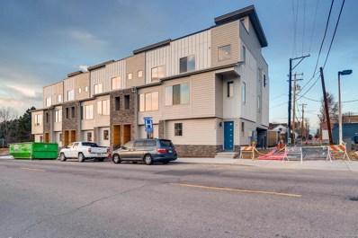 1125 E Hampden Avenue UNIT E, Englewood, CO 80113 - MLS#: 2711913