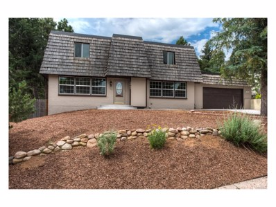 2407 Virgo Drive, Colorado Springs, CO 80906 - MLS#: 2712568