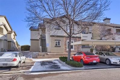 3732 Riviera Grove UNIT 101, Colorado Springs, CO 80922 - MLS#: 2716404