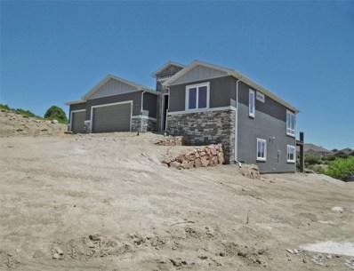5521 Copper Drive, Colorado Springs, CO 80918 - MLS#: 2717579
