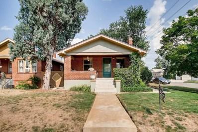 3504 York Street, Denver, CO 80205 - MLS#: 2720127