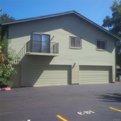 3355 S Flower Street UNIT 161, Lakewood, CO 80227 - #: 2720163
